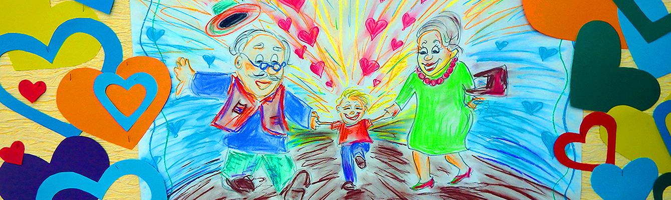 Dzień Babci i Dziadka w naszym Przedszkolu