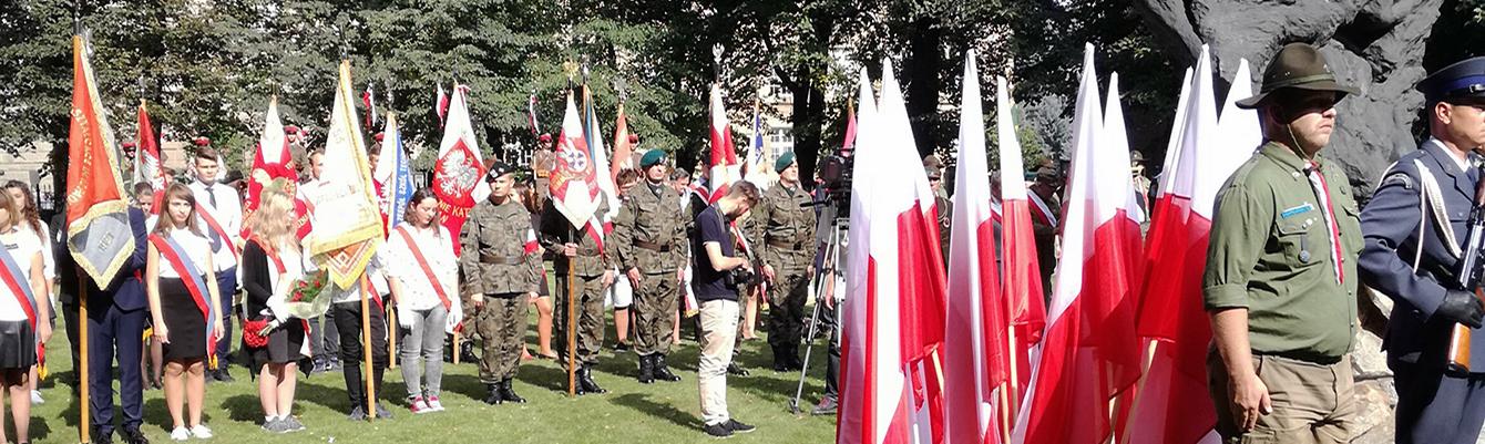 Obchody Uczczenia Ofiar w 77 rocznicę napaści Związku Sowieckiego na Polskę