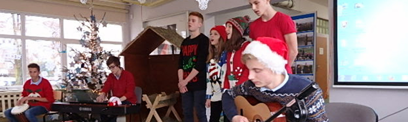 Przegląd piosenki świątecznej