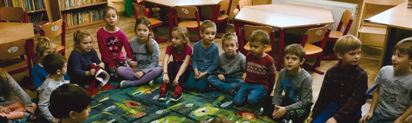 Mikołajki w Przedszkolu