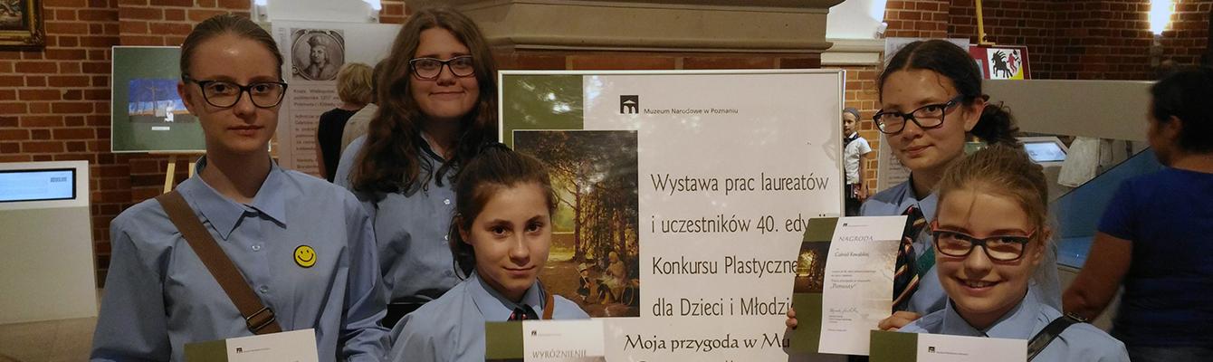 Wręczenie nagród w Muzeum Narodowym w Poznaniu