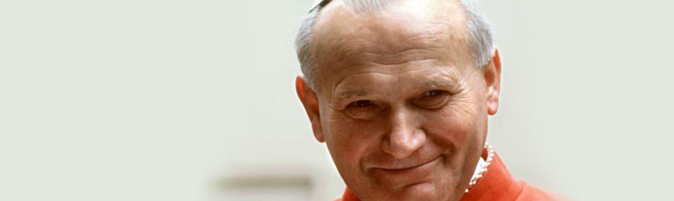 Czterdziesta rocznica wyboru Jana Pawła II