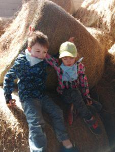 Wycieczka przedszkolaków do Młodzikowa
