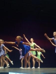 Występ baletowy 15 czerwca