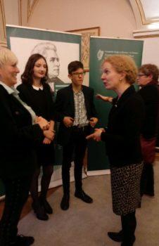 Spotkanie z ambasador Irlandii