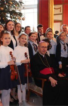 Kolędowanie u Arcybiskupa – 17 stycznia 2020 – fotorelacja