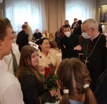 Imieniny abp. Stanisława Gądeckiego
